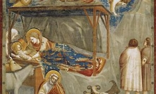 hyf300px Giotto di Bondone No. 17 Scenes from the Life of Christ 1. Nativity Birth of Jesus WGA09193