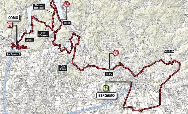 Giro di Lombardia, Nibali vince per la seconda volta in carriera