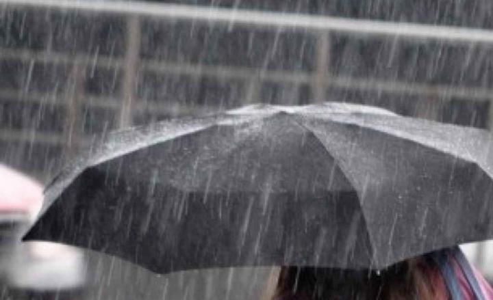 Meteo: dopo il caldo arriva pioggia e grandine al Nord