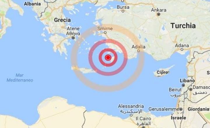 Terremoto ad Avellino: la terra trema in Campania