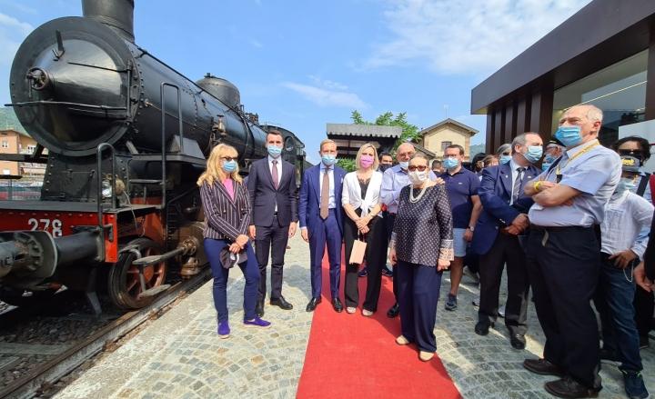 treni storici sebino express 2
